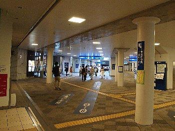 戸塚センター方向へ